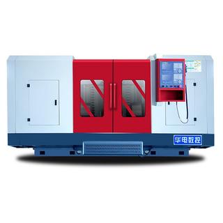 數控兩面加工機床法蘭面加工專用機床數控雙面銑床