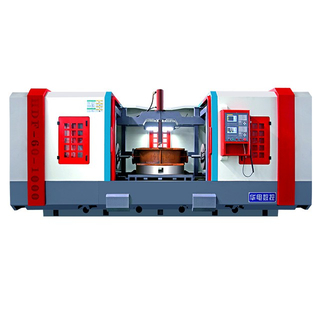 DN1000蝶閥加工專用數控雙面銑床