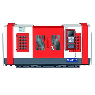 閥門專用數控三面加工機床鏜銑機床